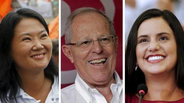 Elecciones 2016: PPK y Verónika Mendoza pelean segunda vuelta