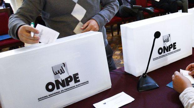 ONPE aclaró presunta entrega de cédulas marcadas — Lambayeque