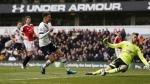 Premier League: Tottenham goleó 3-0 al Manchester United - Noticias de wayne rooney