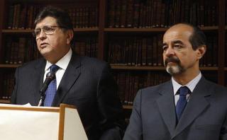 """""""Alan García quiso retirarse de campaña y el partido no aceptó"""""""