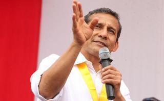 """Ollanta Humala sobre elecciones: """"Hay que guardar prudencia"""""""
