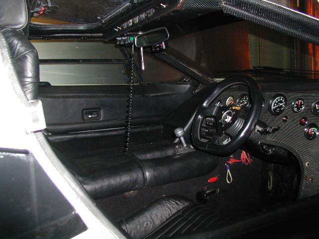 Este Lamborghini Countach anfibio fue puesto a la venta en eBay a 26.700 dólares. (foto: eBay)