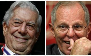 Mario Vargas Llosa pidió votar por PPK en la segunda vuelta