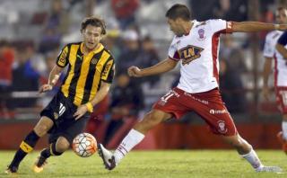 Huracán empató 0-0 ante Peñarol por Copa Libertadores [VIDEO]
