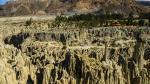 Visita el curioso Valle de la Luna en Bolivia - Noticias de neil armstrong