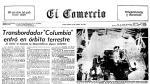 Transbordador Columbia: a 35 años de su primer lanzamiento - Noticias de museo naval