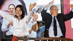 Keiko y PPK se verán las caras en segunda vuelta [CRÓNICA] - Noticias de plaza camacho