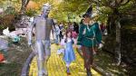 Ingresa al mundo de El Mago de Oz en este parque abandonado - Noticias de parque tematico