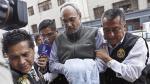 Manuel Burga: declaran infundado pedido para variar detención - Noticias de antonia saquicuray sanchez