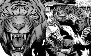"""""""The Walking Dead"""": Shiva llegaría en la séptima temporada"""