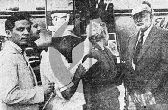 Cuando Ernest Hemingway llegó al Perú para pescar un merlín