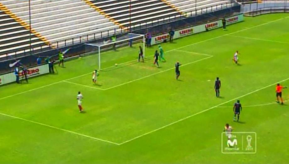 CUADROxCUADRO: así se gestó el gol de Ruidíaz ante Alianza Lima
