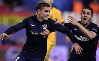Barcelona eliminado: Atlético ganó 2-0 con doblete de Griezmann