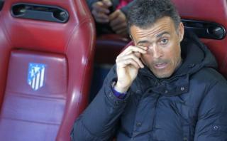 Luis Enrique: ¿Qué dijo tras la eliminación del Barcelona?