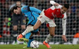 ¿Quién entrena con más intensidad, Leo Messi o Alexis Sánchez?