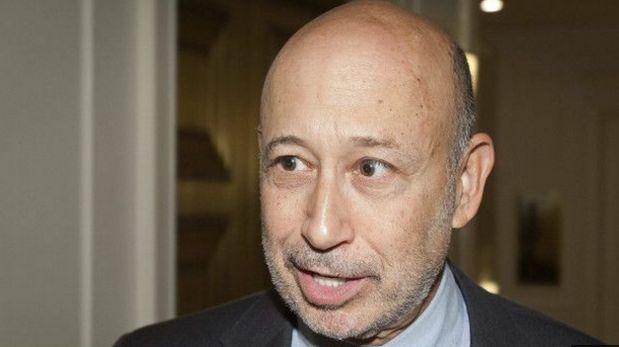 El jefe de la empresa, Lloyd Blankfein, quiere dejar atrás el incidente. (Foto: Reuters)