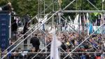 Cristina convirtió su citación en una demostración de poder - Noticias de lavado de bandera