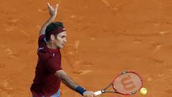 Roger Federer avanzó a cuartos de final de Masters Montecarlo