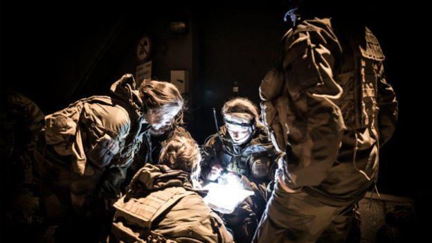 Su misión está más relacionada con labores de reconocimiento. (Foto: Fuerzas Especiales de Noruega)