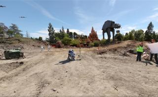 Disney: una mirada a la construcción del parque de Star Wars