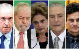 ¿Quién es quién en el póquer del poder en Brasil?