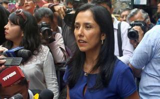 Nadine dice que si gana Keiko saldrían Fujimori y Montesinos