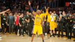 El último y majestuoso adiós de Kobe Bryant en la NBA [FOTOS] - Noticias de magic johnson