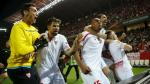 Sevilla venció en penales al Athletic Club por Europa League - Noticias de ramon sanchez pizjuan