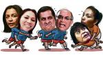 Candidatos al Congreso disputan curules voto a voto - Noticias de marisol rojas