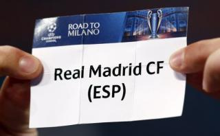 Real Madrid: ¿Es cierto que es favorecido en los sorteos?
