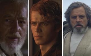 """Tráiler engloba todas las películas de """"Star Wars"""" [VIDEO]"""