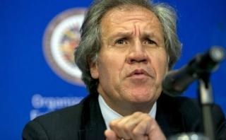 """Titular de la OEA calificó de """"golpe"""" el proceso contra Dilma"""