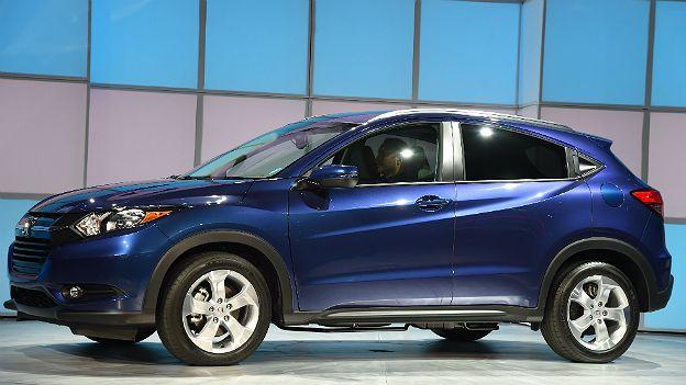 De los modelos de autos analizados por Latin NCAP, el modelo Honda R-V es el más seguro. (Foto: AFP)