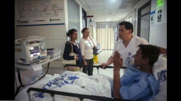 Cómo se vive un trasplante de corazón desde el quirófano