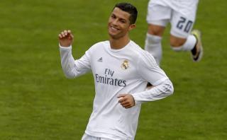 Cristiano Ronaldo cerró semana a puro gol con esta anotación