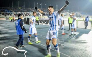 Gianluca Lapadula: ¿Barcelona interesado en jugador de Pescara?