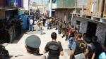 Callao: policía realiza megaoperación en zonas más peligrosas - Noticias de operativos policiales