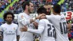 Real Madrid goleó de visita 5-1 a Getafe por Liga BBVA [VIDEO] - Noticias de francisco alarcon