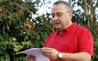 FIP Lima: Lacyr Anderson Freitas nos lee un poema [VIDEO]