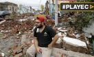 Dolores, un pueblo uruguayo arrasado por un mortífero tornado