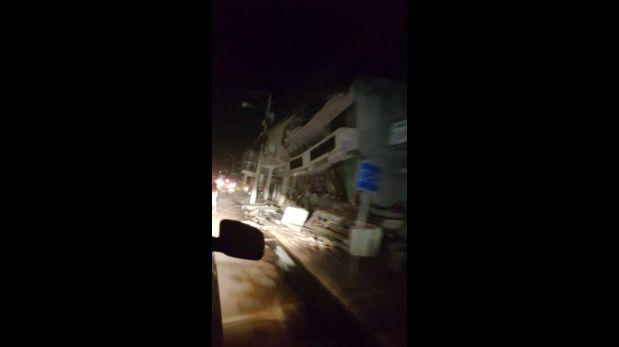 La comunicación se produjo desde Guayaquil, a 500 kilómetros, aproximadamente, del epicentro de los movimientos sismicos. (Foto: Jean Paul Prellwitz Caldas)