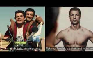 Cristiano Ronaldo: la hazaña de dos iraquíes para conocerlo