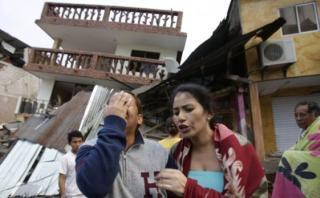 Facebook: angustias y solidaridad tras terremoto en Ecuador
