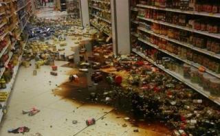 Terremoto en Ecuador: videos y momentos de pánico son virales