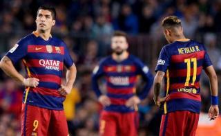 Barcelona cayó 2-1 ante Valencia: puso en riesgo la Liga BBVA