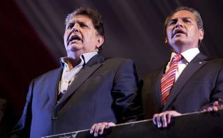 """Quesada: García seguirá siendo líder """"indiscutible"""" del Apra"""