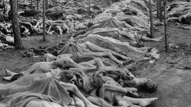 Bergen-Belsen, el horror que sobrevivió la familia inmediata de Ladany.