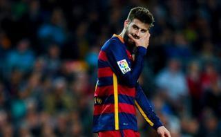 """Piqué: """"Necesitamos ganar cinco partidos para ser campeones"""""""