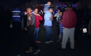 Así se sintió en Quito el terremoto de 7,8 en Ecuador