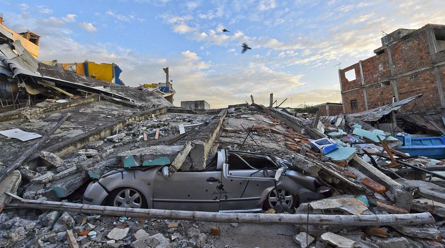 Panamá envió a Ecuador equipo de especialistas en rescate